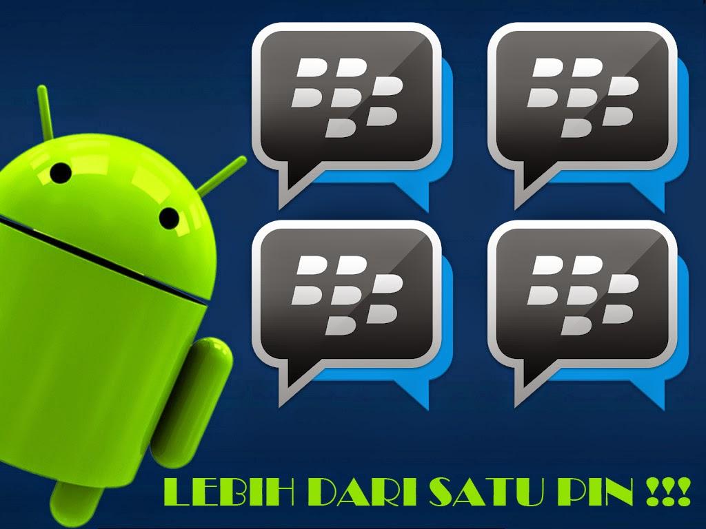 6 BBM Dalam Satu Perangkat Android