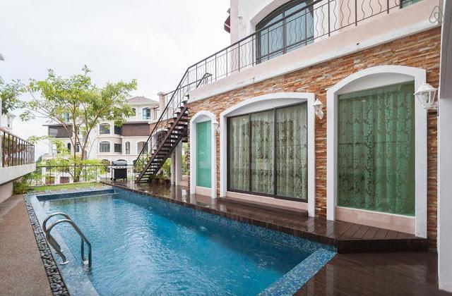 Michelle's Villa, Moonlight Bay