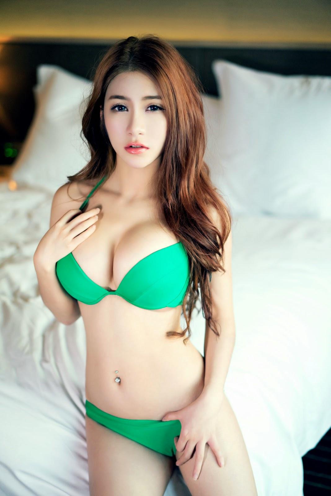 Li Qui Ci mẫu đồ lót cực khủng 10