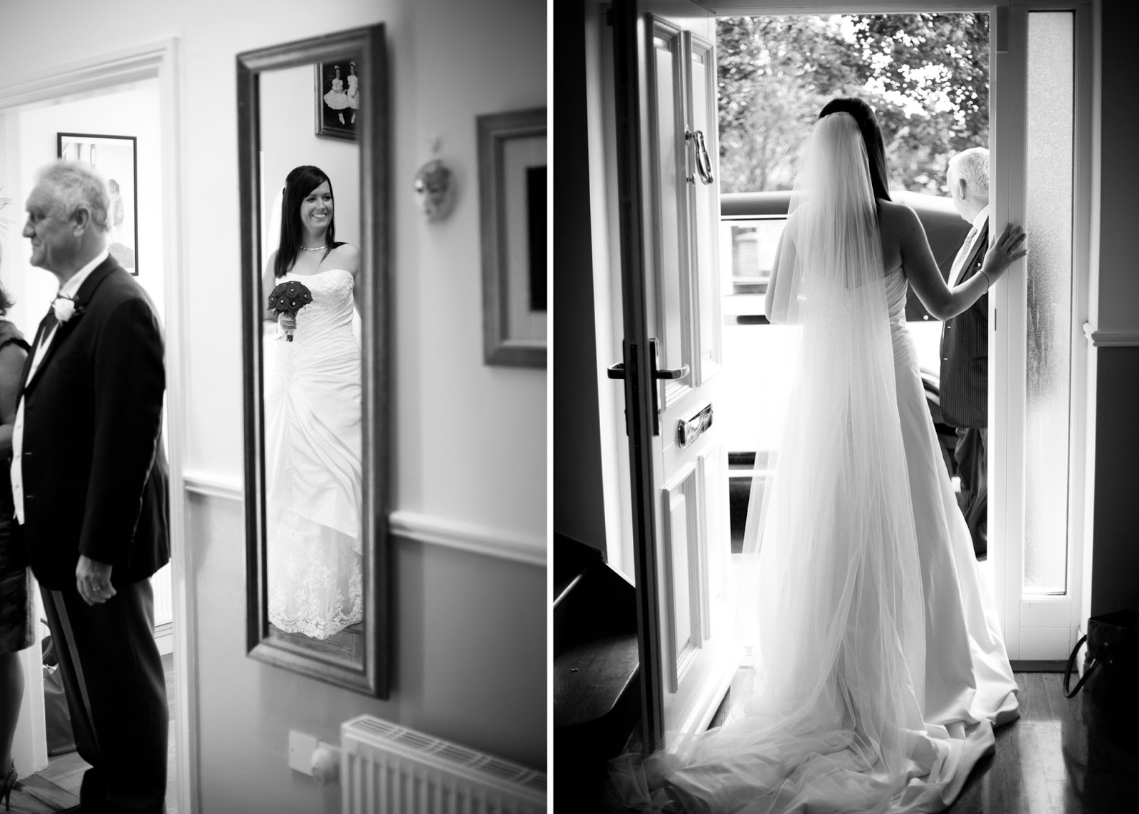 Cottages and Castles...Ann-Marie and Jonathan\'s Wedding in Bunratty ...