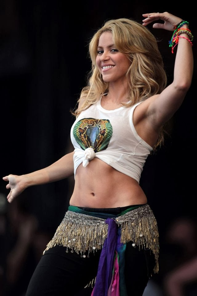 Shakira Hot Photo Gallery