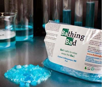Sales de Baño Breaking Bad