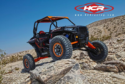 HCR Racing RZR XP 1000 Long Travel kit