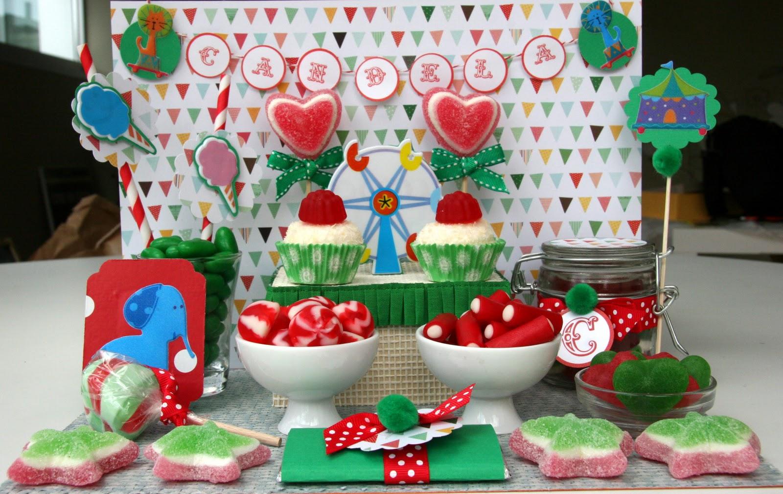 Decoración, fiestas y manualidades varias. Rebeca Terrón: Mini ...