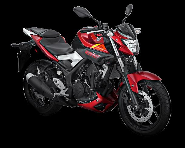 Inilah pilihan warna Yamaha MT-25 . . keren khas moge Yamaha