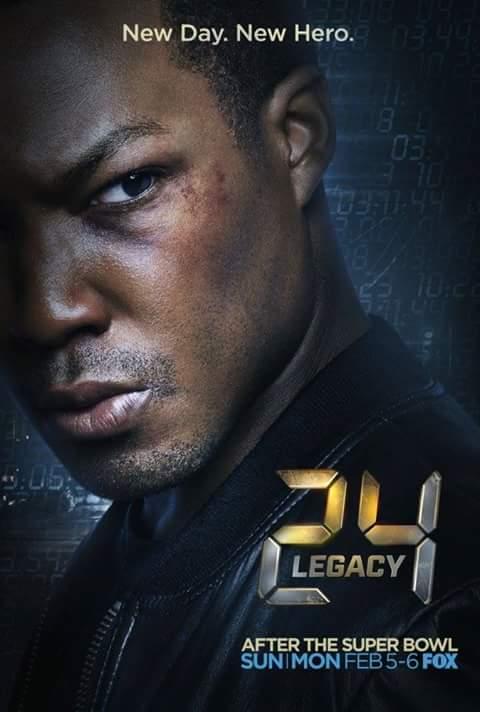Nonton 24: Legacy Season 1 sub indo
