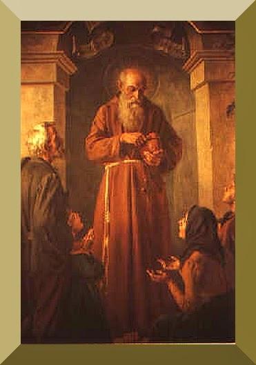Saint Conrad of Parzham