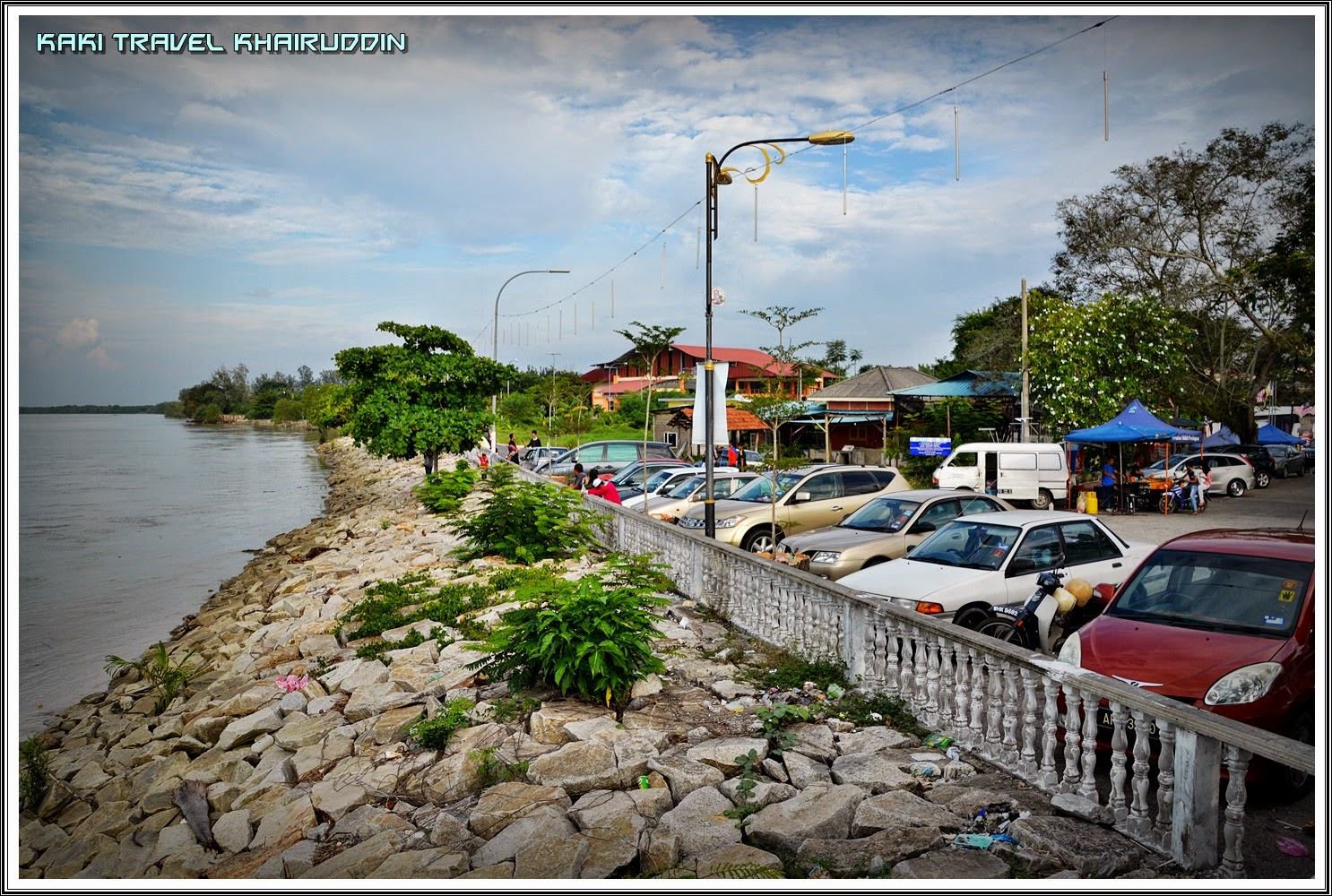 Bagan Datoh Malaysia  city pictures gallery : ... : From Malaysia to the World with Khairuddin: Jetty Bagan Datoh Perak