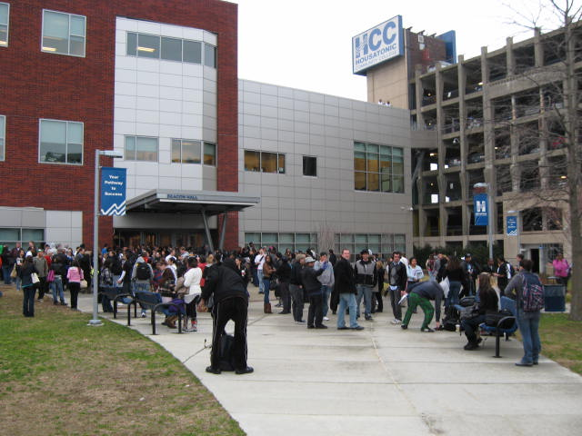 Perspective  Beacon Hall Evacuated After False Alarm