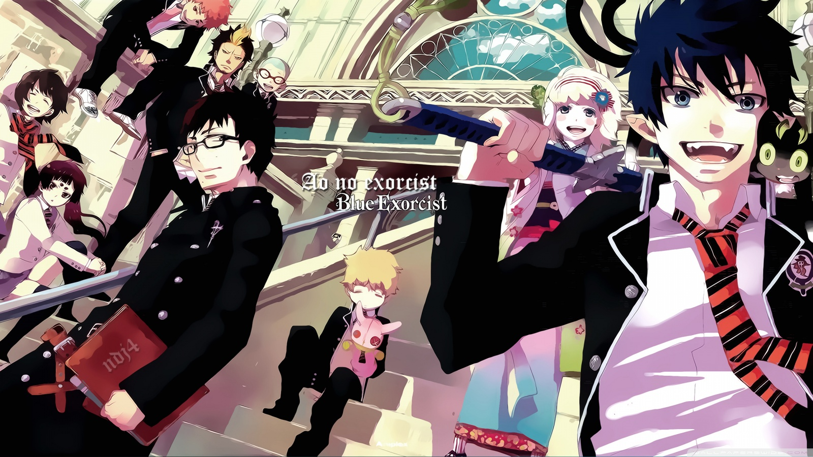Ao No Exorcist All soundtracks