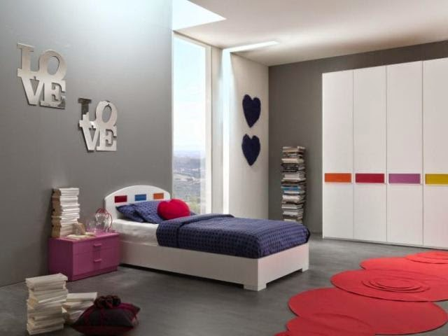 Most popular bedroom wall paint color ideas for Popular paint colors for teenage bedrooms