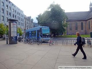 ословский трамвай