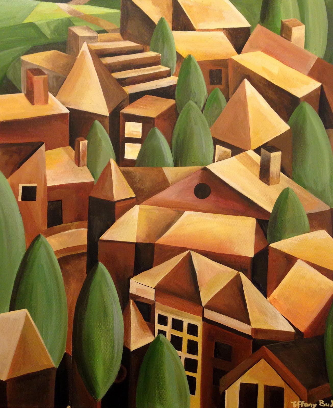 Cubist Village