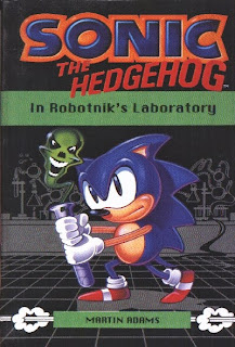 Sonic the Hedgehog, featured in the Sega Mega-Drive games, must rescue his friends, who have been kidnapped by the villainous Doctor Robotnik. Robotnik plans to use Sonic's friends to find out the secret of his amazing powers.