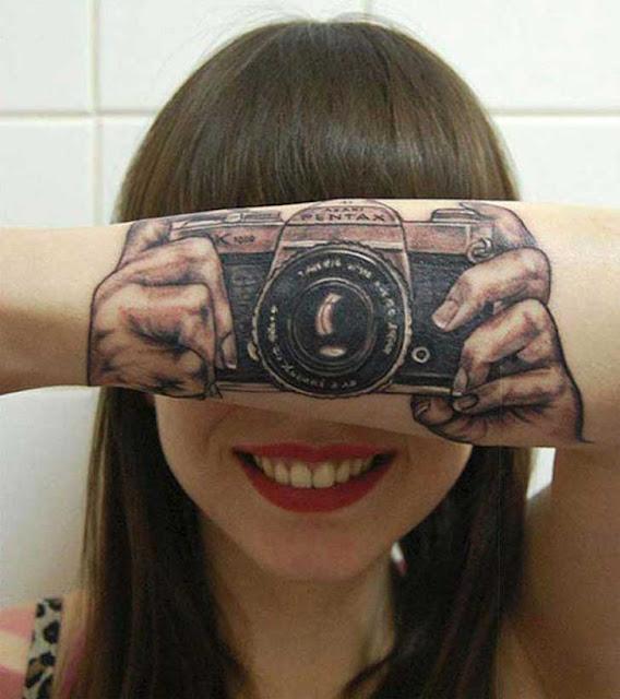 Los peligros de llevar tatuajes