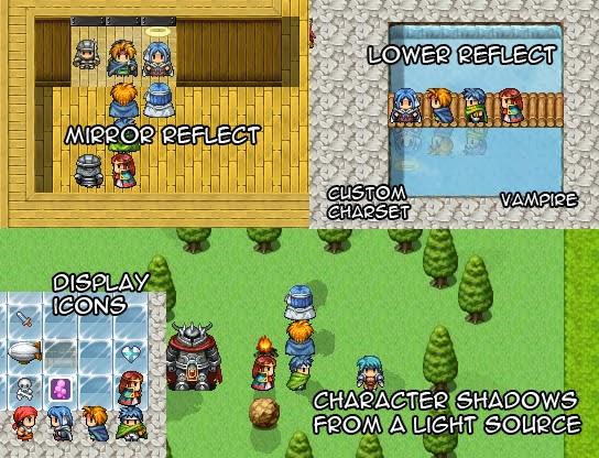 Galv S Rpg Maker Scripts Plugins: Scripts Galv Para RPG Maker VX Ace: Programa Videojuegos