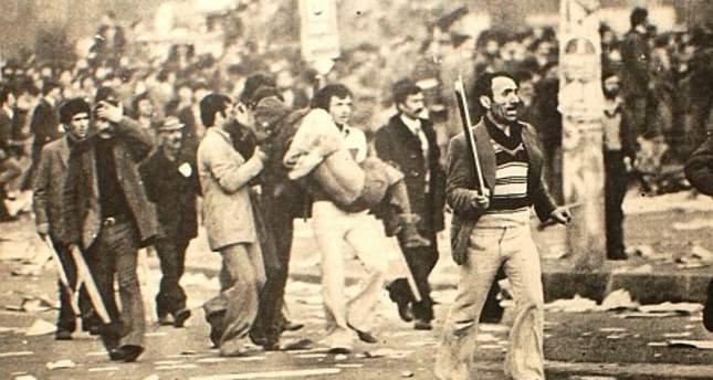 """Τουρκία: Η """"Mατωμένη Πρωτομαγιά"""" του 1977"""
