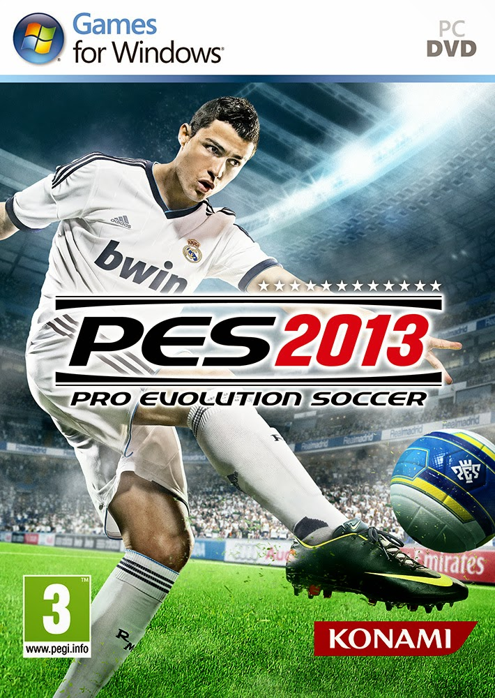 free  crack pes 2013 only