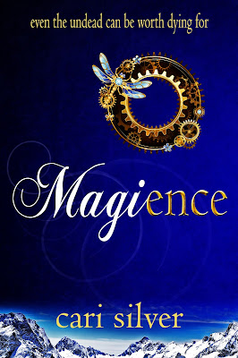 Promo: Magience by Cari Silver