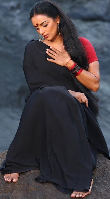 shweta menon hot sexy pics photos black saree