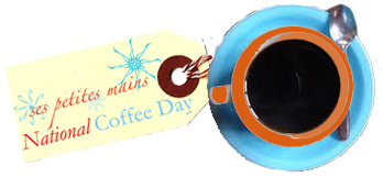 gift cards, tiny chic boutique sale, national coffee day, french roast is best, dark beans, french press.