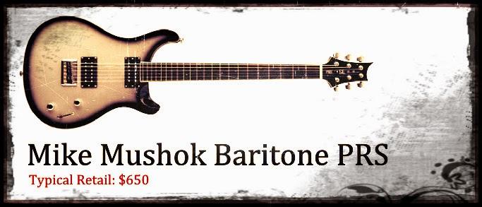 Mike Mushok Baritone PRS