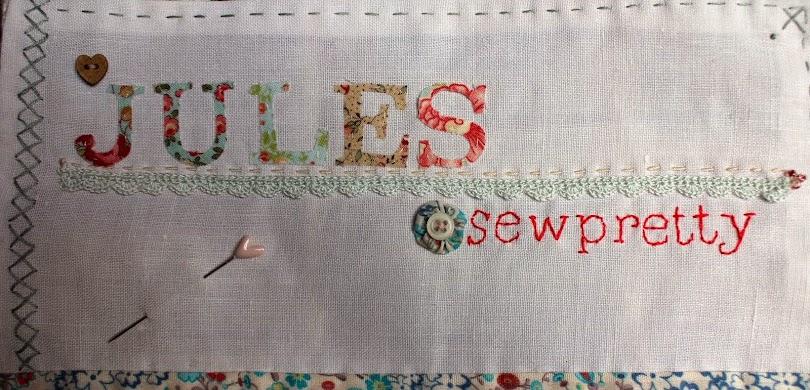 Jules Sew Pretty
