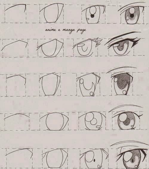 The Basics To Drawing A Anime OC