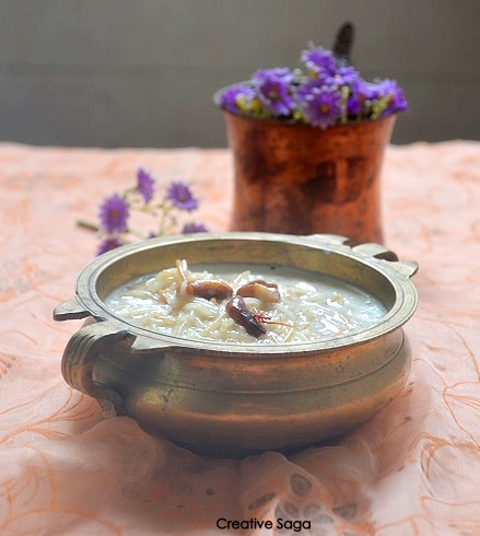 how to make semiya payasam