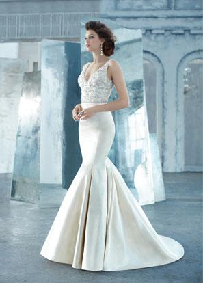Future Trends 2014: Lazaro wedding dresses 2013 2014 trends, special ...
