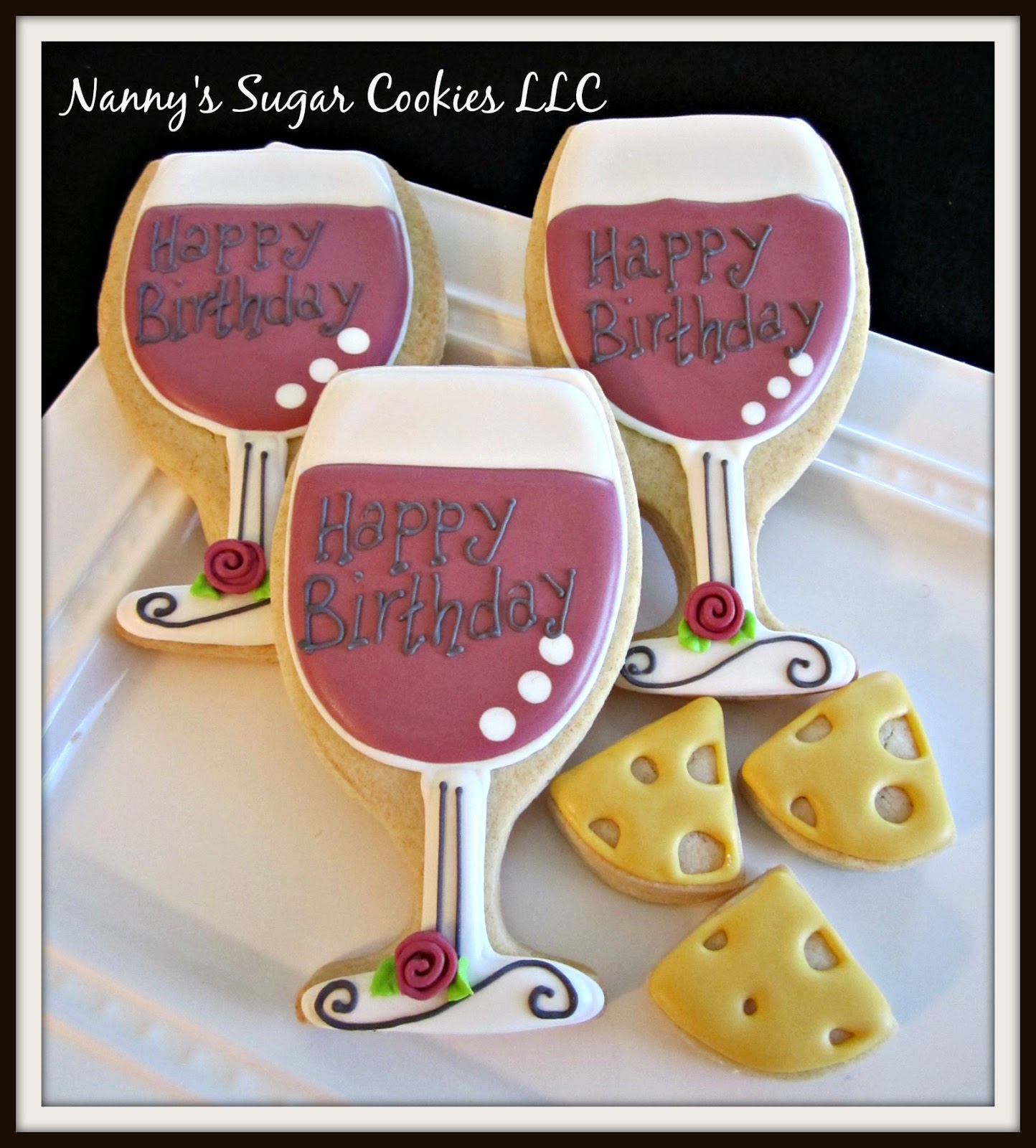 recipe: wine sugar cookies [14]