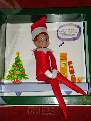 Elf on a Shelf - A Fun Family Christmas Tradition