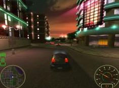 "screenshoot free game ""City Racing"""