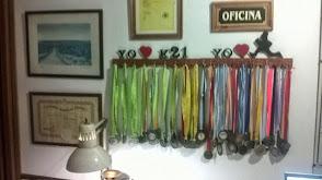 Medalleros Juanca