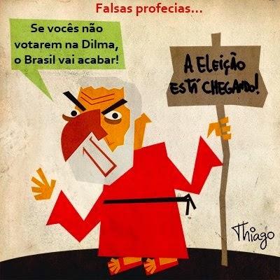 Thiago Lucas: False prophecies.