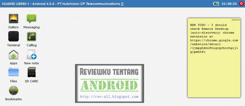 Tampilan REMOTE DESKTOP di browser PC atau Laptop (rev-all.blogspot.com)