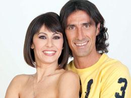 MARCO DELVECCHIO con SARA DI VAIRA