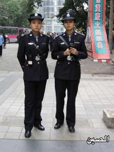 أجمل صور الشرطة النسائية حول العالم