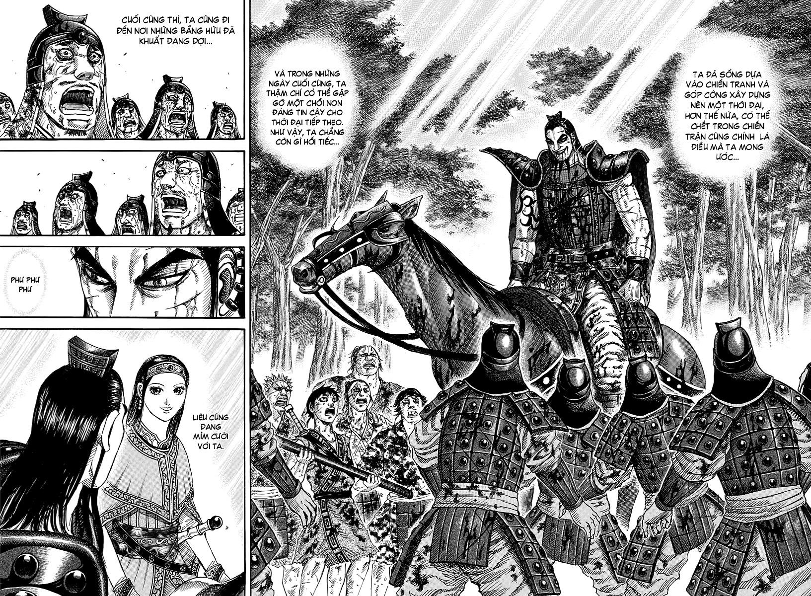 Kingdom - Vương Giả Thiên Hạ Chapter 172 page 17 - IZTruyenTranh.com