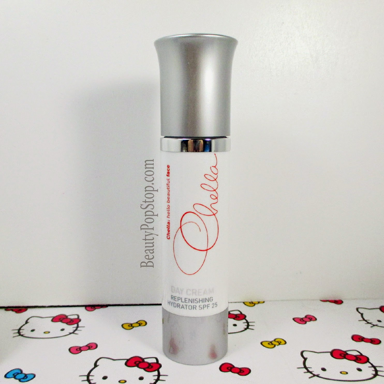 Chella day cream replenishing hydrator spf 25 review