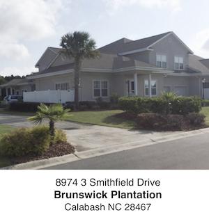 Brunswick Plantation CALABASH