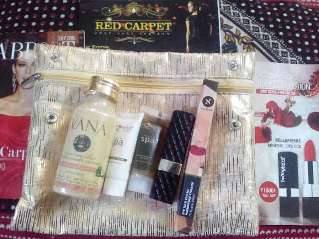 Fab Bag July 2015 Review