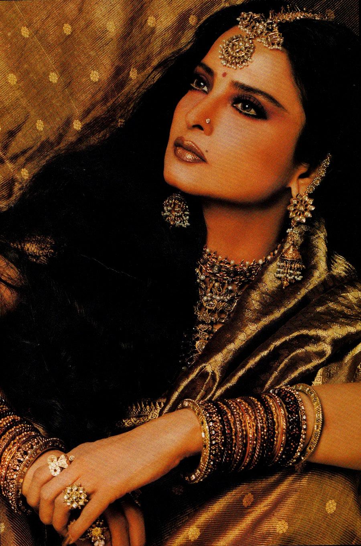 Portraits: Rekha