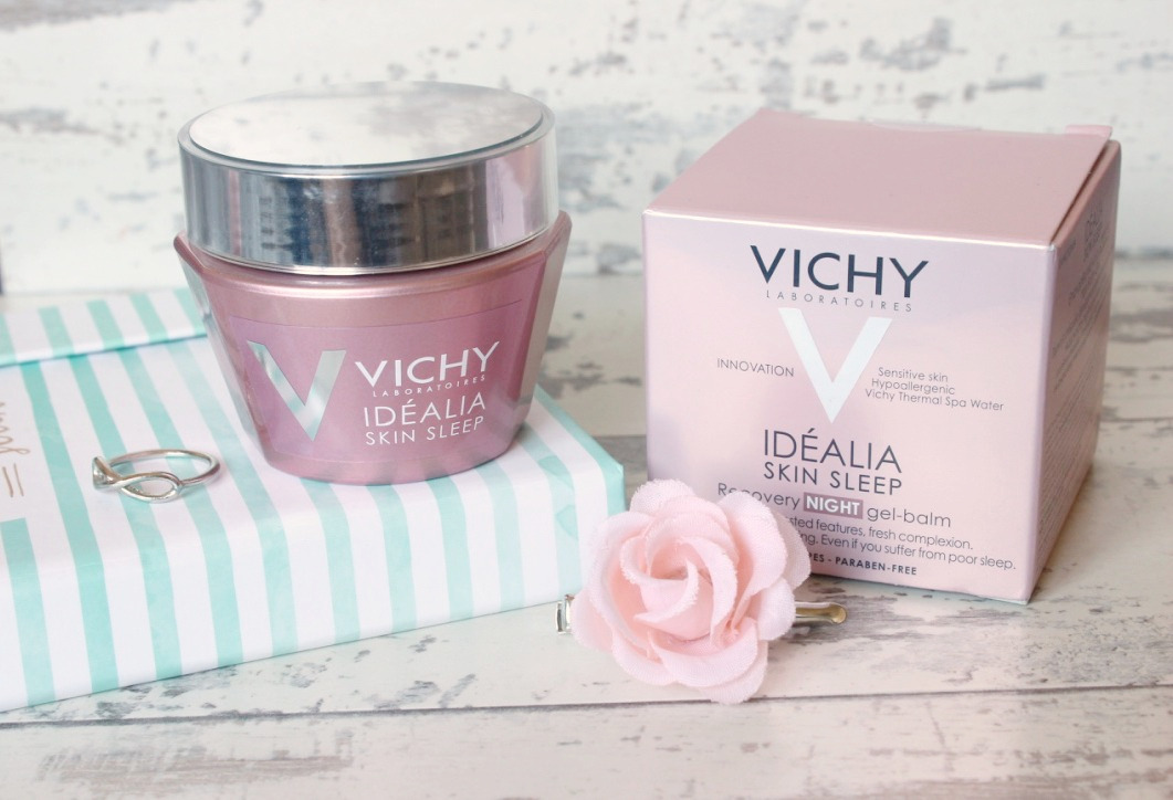Vichy Idealia Skin Sleep Recovery Night Gel-balm