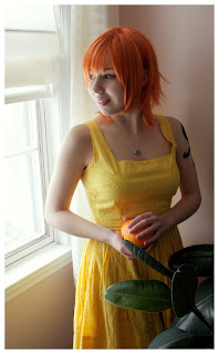 one piece cosplayers nami