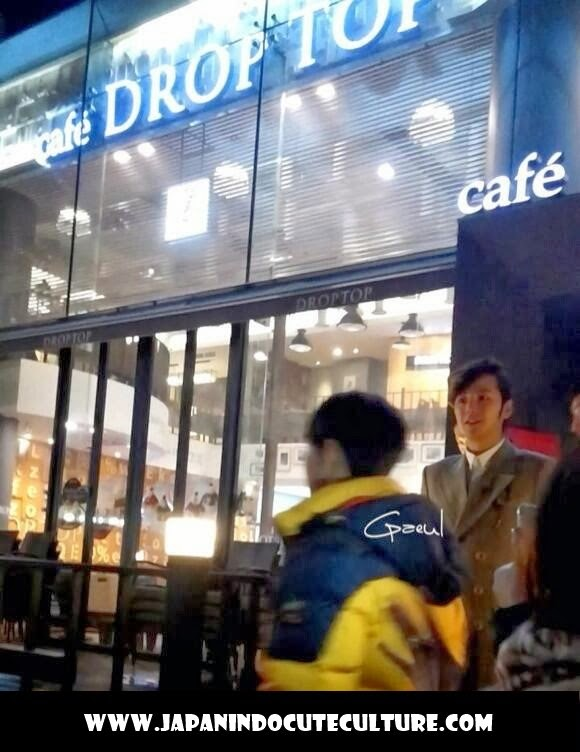 Droptop Cafe
