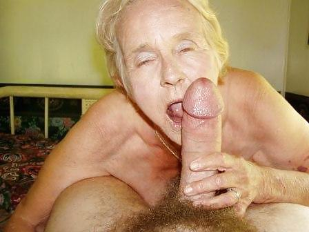mature granny sucks vids