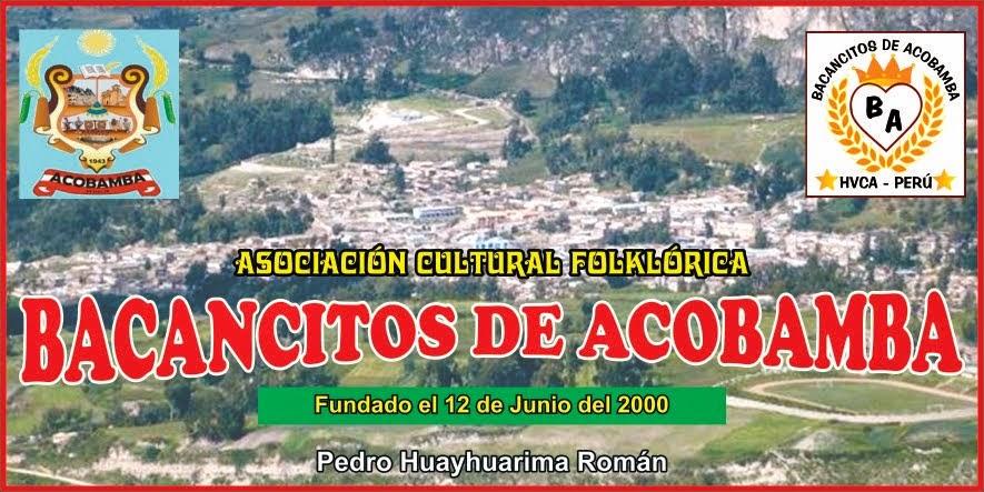 Los Bacancitos de Acobamba