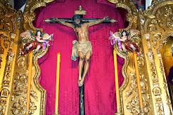 Cristo de Burgos Sevilla.