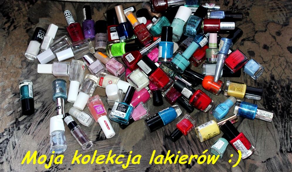 Moja kolekcja lakierów, cz. I-YOUTUBE